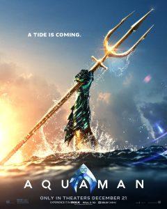 AQUAMAN: Character Posters
