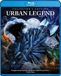 <em>Urban Legend</em> Blu-Ray Reviews: Did You Hear The One About The Bonus Features?