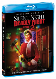 <em>Silent Night, Deadly Night 2</em> Blu-ray Review: Half the Movie, Twice the Extras