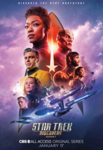 STAR TREK:DISCOVERY – Season 2 Trailer