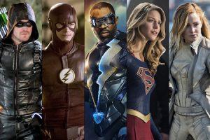 ALL CW SUPERHEROES GET RENEWALS