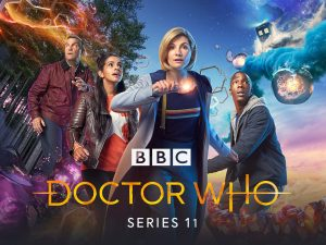 DOCTOR WHO: She's Back!