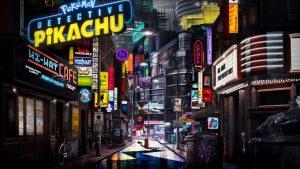 DETECTIVE PIKACHU: 2nd Trailer