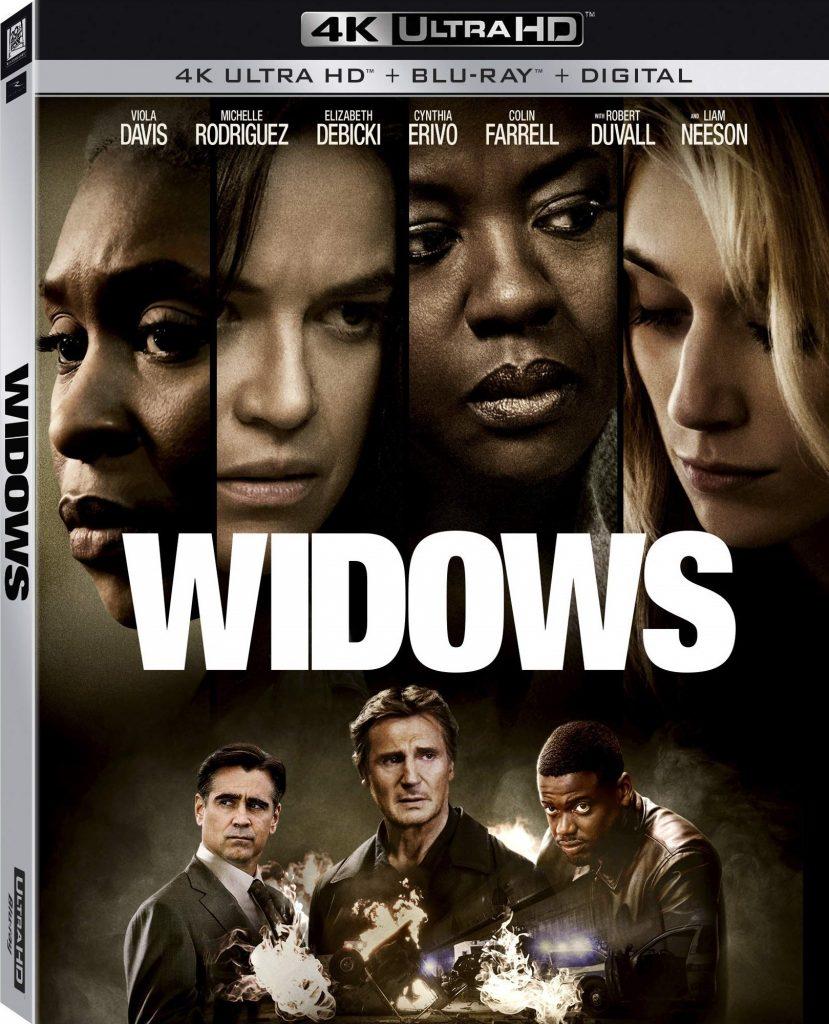Widows 4K Ultra HD