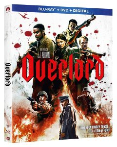 <em>Overlord</em> Blu-ray Review: Overlord Have Mercy