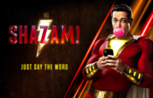 MEET SHAZAM: First Look Trailer