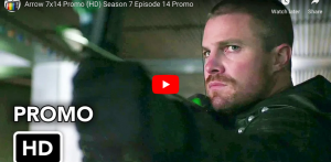 ARROW: Ep.13 QUICK REVIEW & PROMO