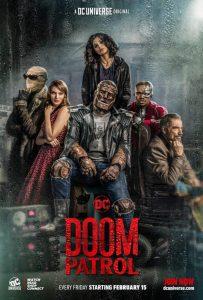 DC UNIVERSE: A Doom Patrol Poster
