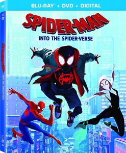 <em>Spider-Man: Into The Spider-Verse</em> Blu-Ray Review – Behind the Verse
