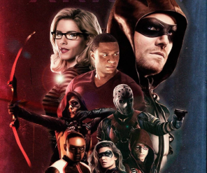 ARROW'S 8th & FINAL SEASON IS ONLY 10 EPISODES