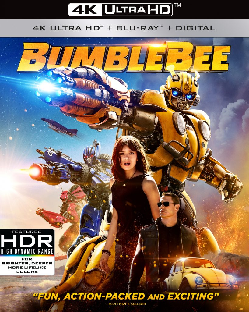 Bumblebee Blu-ray Review