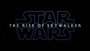 Breaking News… STAR WARS Episode IX Title and Teaser Revealed!