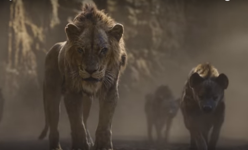 JUST IN: The Lion King official trailer