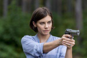LAUREN COHAN: Not Done With Walking Dead…