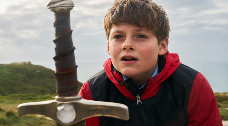 The Kid Who Would Be King Blu-ray