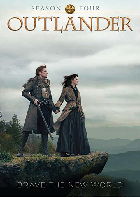 Outlander: Season 4 DVD