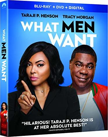 What Men Want Blu-ray Review