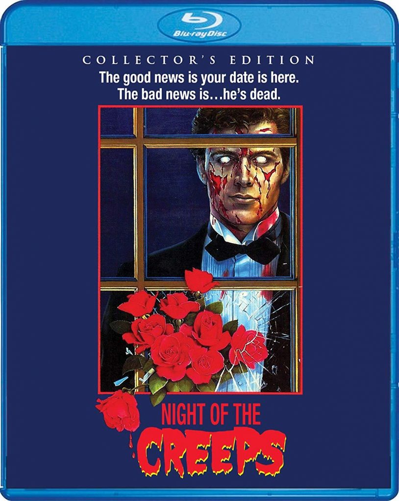 Night of the Creeps Blu-ray Review