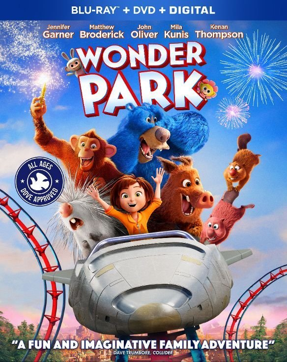 Wonder Park Blu-ray Review