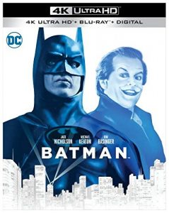 The <em>Batman</em> Films In 4K on Blu-ray