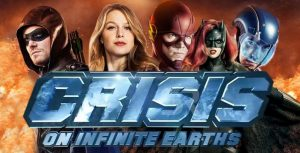 CRISIS ON INFINITE EARTHS PROMO: THIS ENDS TONIGHT!!!