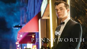 ALFRED PENNYWORTH TRAILER