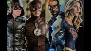 DC's TV SUPERS HEAD TO SAN DIEGO COMIC-CON