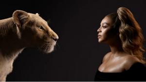 THE NEW 'LION KING' FEATURETTE
