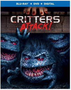 <em>Critters Attack</em> Blu-ray Review: The Crite Stuff
