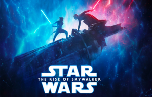 THE NEW STAR WARS FILM GETS A 'MEH' NEW POSTER