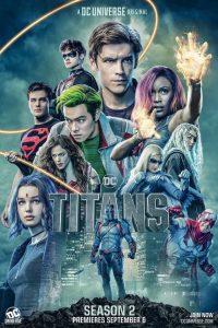 DC UNIVERSE: TITANS – Season 2 Debut