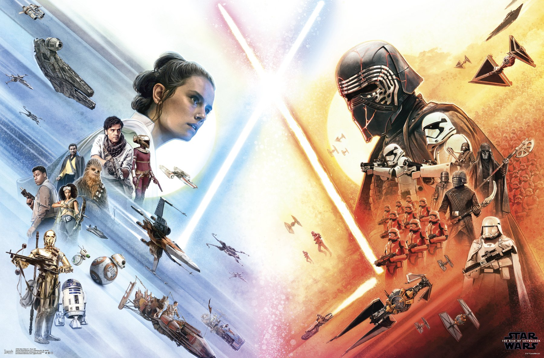 Win Free Passes to Star Wars: The Rise of Skywalker!