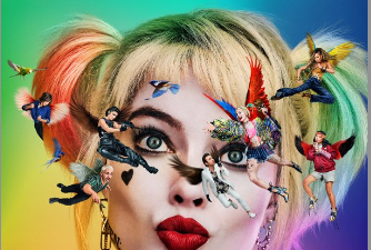 THE 'HARLEY QUINN' MOVIE GETS A POSTER