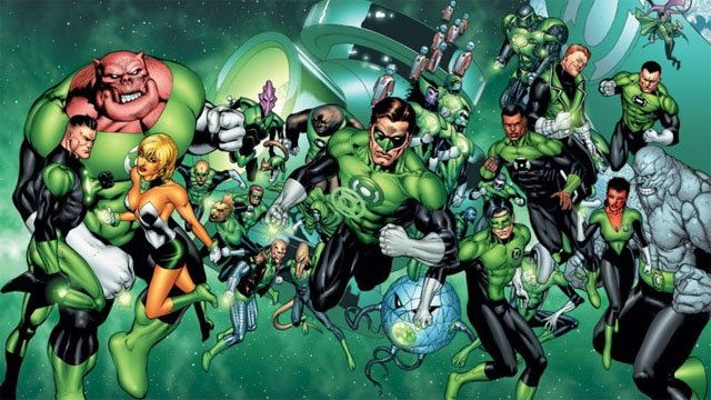 HBO MAX:  THE GREEN LANTERNS GET THEIR OWN SHOW