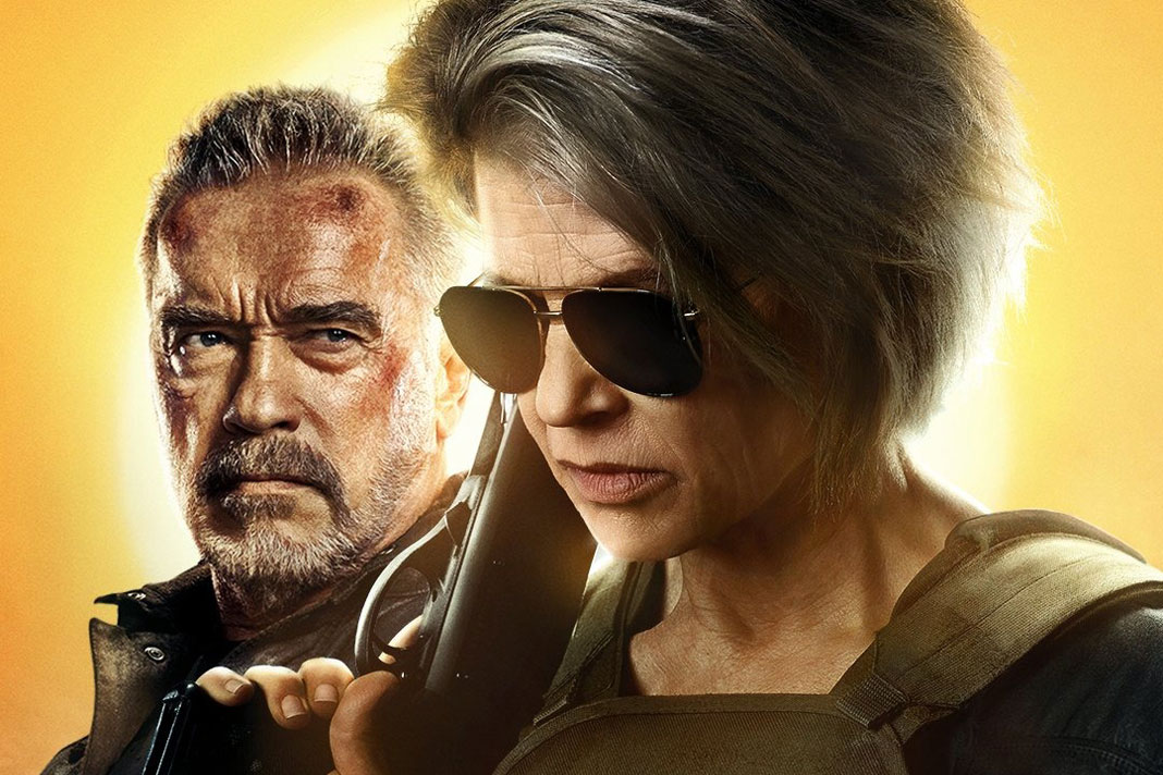 Win Passes to TERMINATOR DARK FATE IMAX in Hollywood