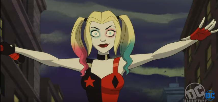 DC UNIVERSE: ANIMATED 'HARLEY QUINN' GETS A TRAILER