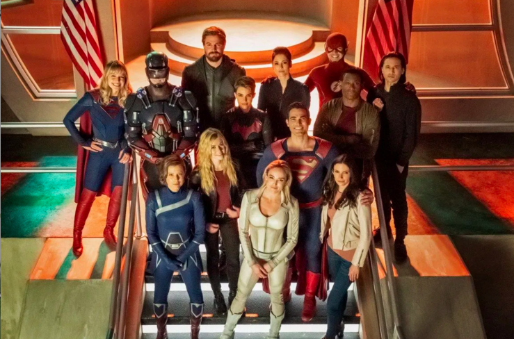 'CRISIS ON INFINITE EARTHS' STARTS TONIGHT: Here Is The Schedule