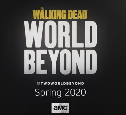 The Walking Dead:World Beyond – a new show