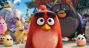 The Angry Birds 2 Movie Blu-ray
