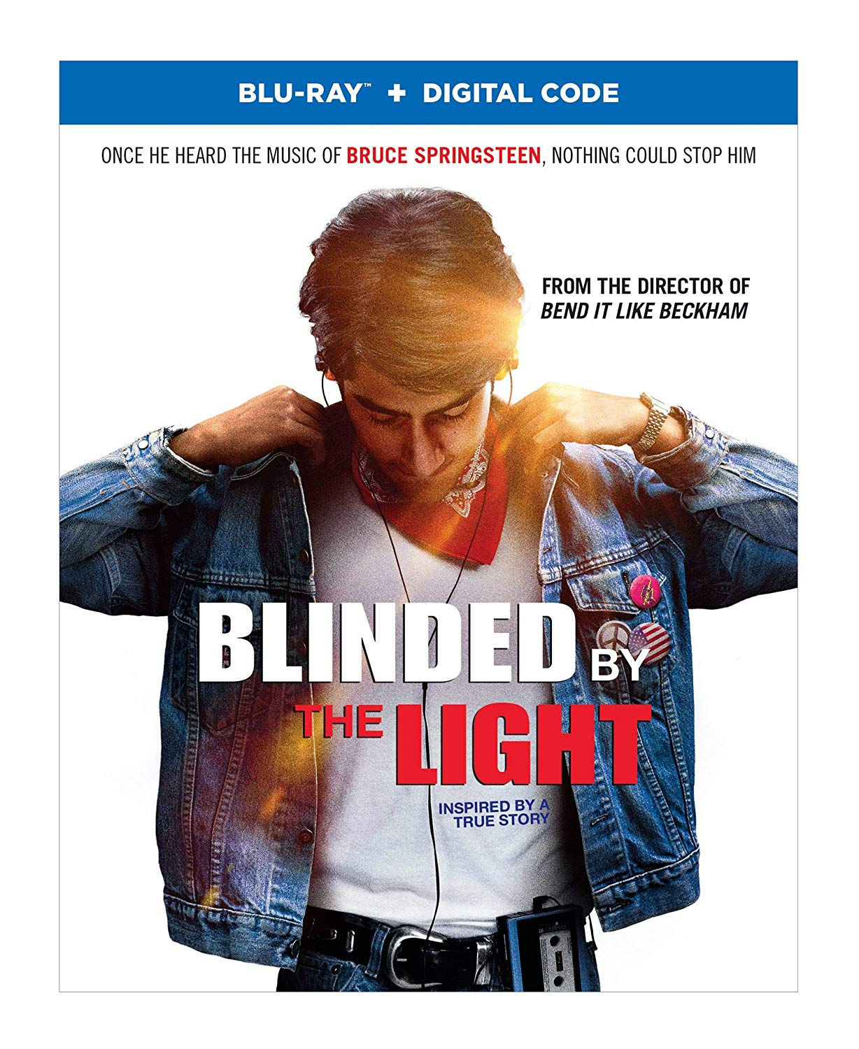 Blinded By the Light Blu-ray