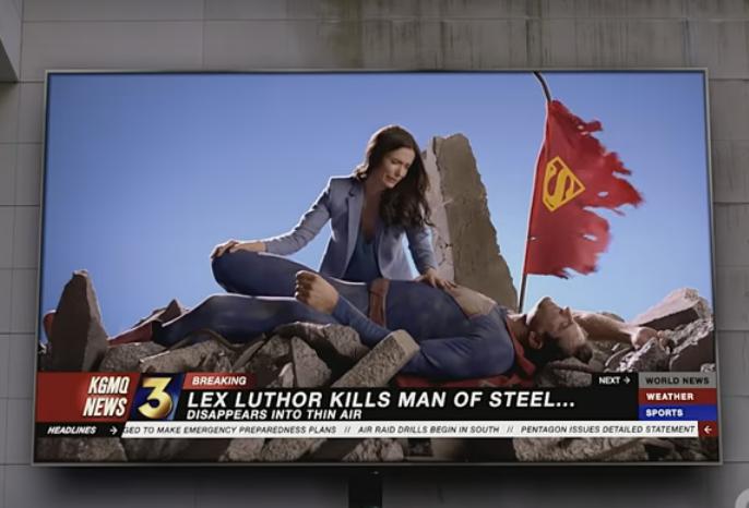 CW's 'CRISIS' STARTS SUNDAY!! – New Trailer Hits Hard!!!