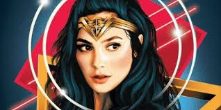 THE 'WONDER WOMAN 1984' TRAILER IS HERE!