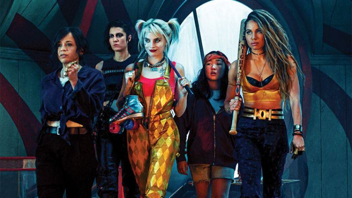 NEW 'BIRDS OF PREY' TRAILER
