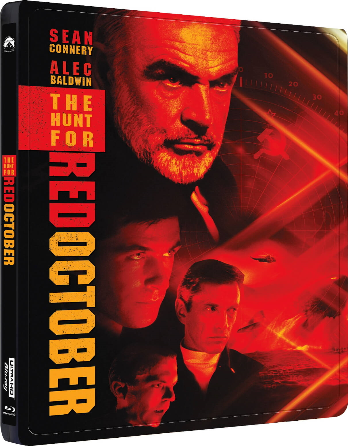 The Hunt for Red October: 30th Anniversary Limited Edition 4K