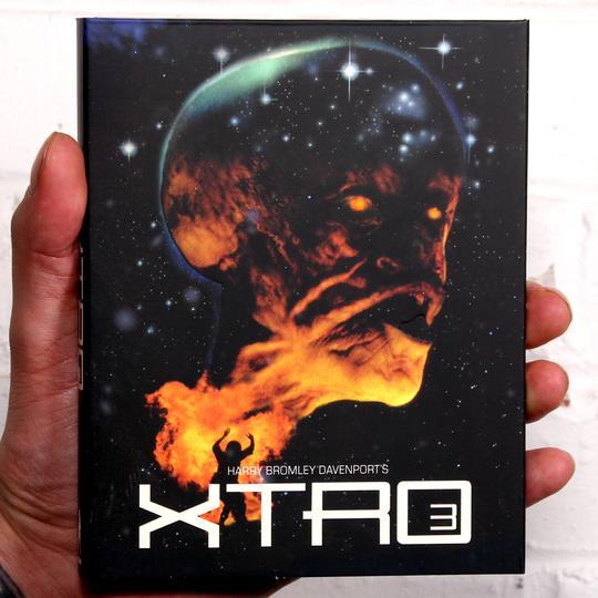 Xtro 3 Blu-ray