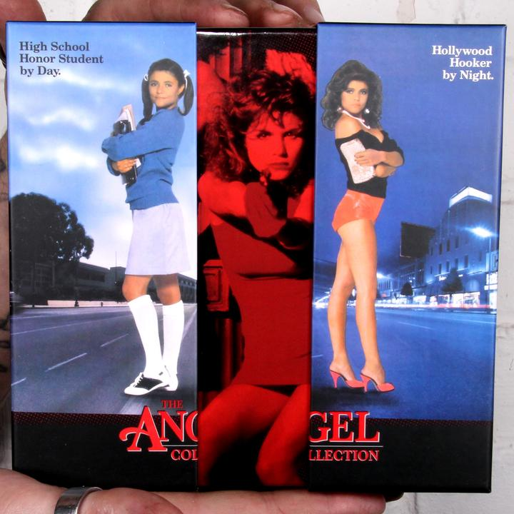 The <em>Angel</em> Trilogy Blu-ray Review: Stay In With the Classics