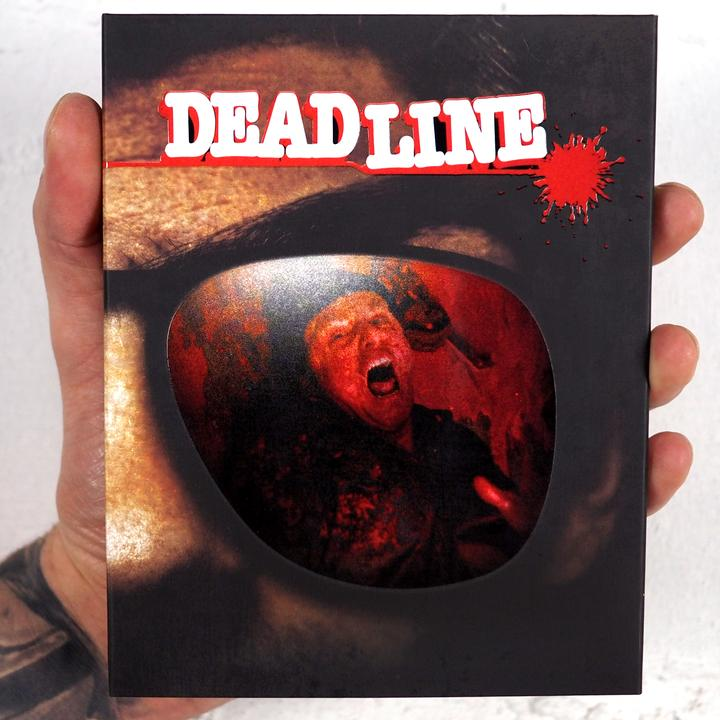 Deadline Blu-ray
