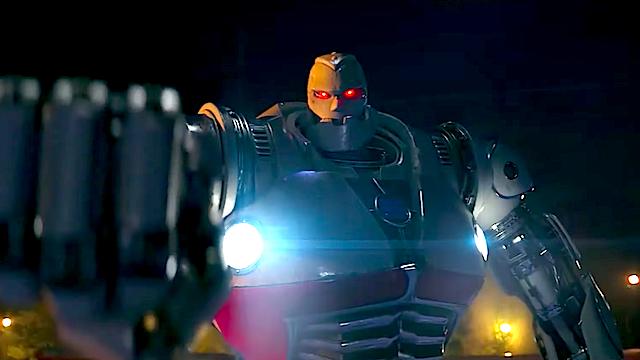 'STARGIRL' CLIP: A Robotic Luke Wilson
