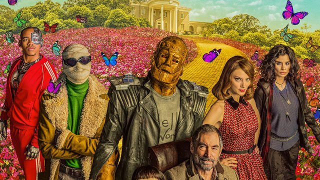 DC FANDOME:  DOOM PATROL GETS A 3rd SEASON, AND YOUNG JUSTICE GETS A 4th!