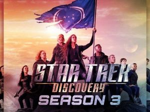 'STAR TREK: DISCOVERY' –  SEASON 3 PREMIERE DATE REVEALED